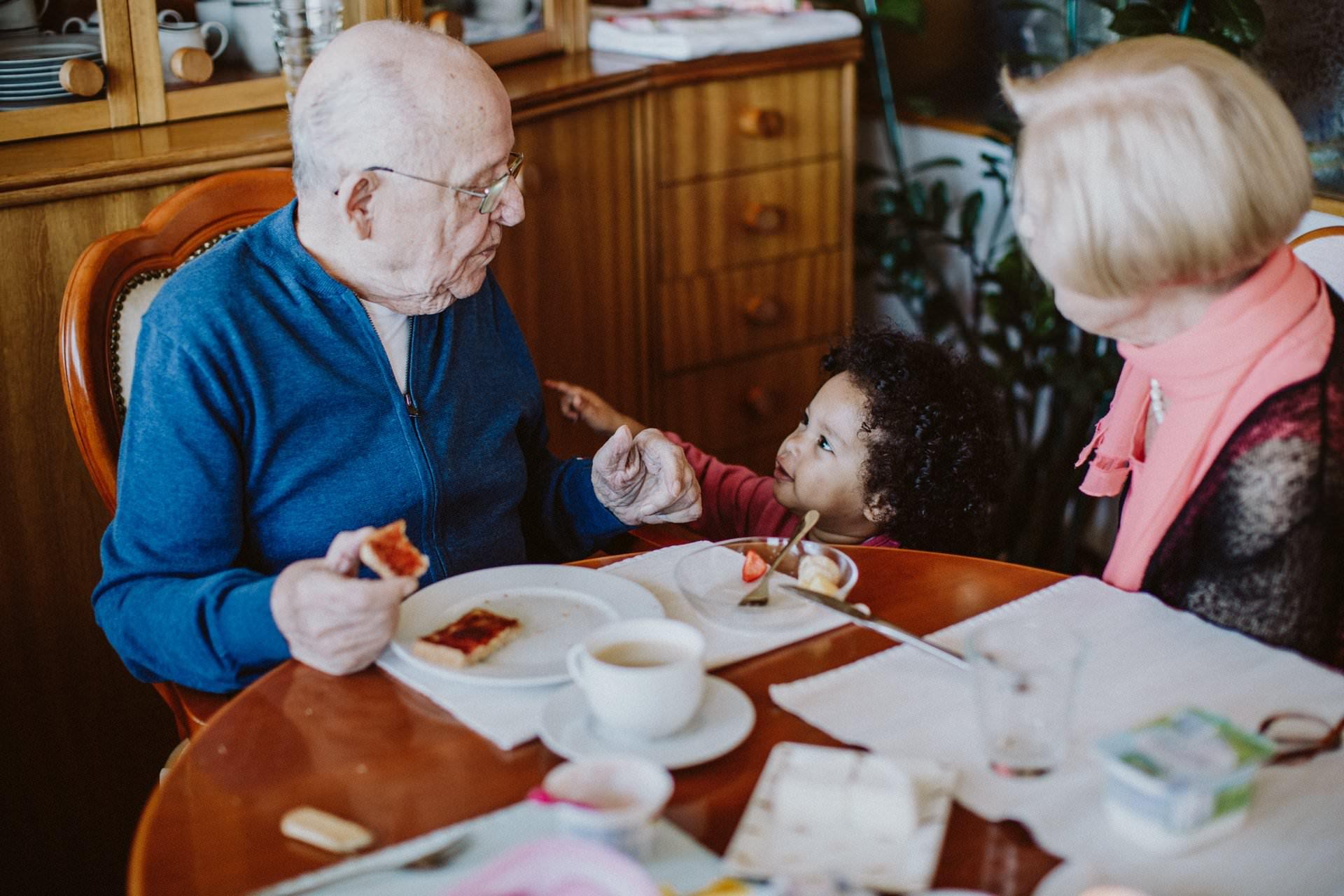 Urgroßeltern